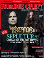 Roadie Crew Magazine [Brazil] (February 2017)