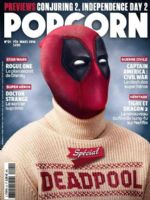 Popcorn Magazine [France] (March 2016)