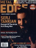 Metal Edge Magazine [United States] (February 2008)