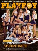 Playboy Magazine [Germany] (November 2015)