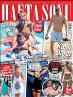 Haftasonu Magazine [Turkey] (20 July 2016)