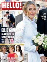 Hello! Magazine [United Kingdom] (9 September 2019)