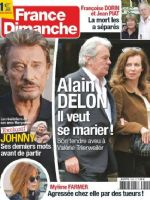 France-Dimanche Magazine [France] (19 January 2018)