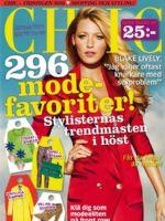 Chic Magazine [Sweden] (4 October 2012)