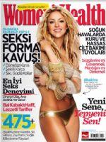 Women's Health Magazine [Turkey] (January 2012)