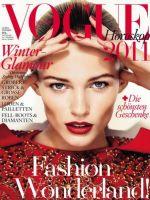 Vogue Magazine [Germany] (December 2010)