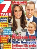 7 Tage Magazine [Germany] (20 December 2014)