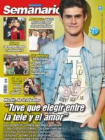 Semanario Magazine [Argentina] (24 October 2012)