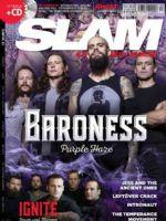 SLAM alternative music magazine Magazine [Germany] (January 2016)