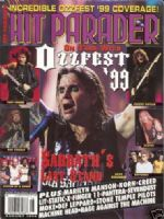 Hit Parader Magazine [United States] (August 1999)