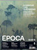 Epoca Magazine [Brazil] (2 September 2019)