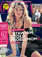 Grazia Magazine [Poland] (18 September 2014)