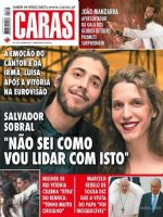 Caras Magazine [Portugal] (20 May 2017)