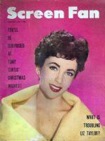 Screen fan Magazine [United States] (February 1954)