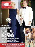 Hola! Magazine [Argentina] (5 August 2014)