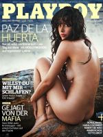 Playboy Magazine [Germany] (December 2013)