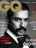 GQ Magazine [Turkey] (1 November 2012)