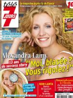 Télé 7 Jours Magazine [France] (27 October 2012)