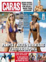 Caras Magazine [Argentina] (9 January 2018)