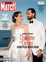 Paris Match Magazine [France] (6 June 2019)