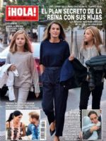 Hola! Magazine [Spain] (31 October 2018)