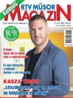 Kétheti RTV Műsormagazin Magazine [Hungary] (22 April 2019)