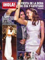 Hola! Magazine [Spain] (25 November 2015)