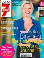 Télé 7 Jours Magazine [France] (5 September 2015)