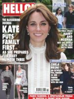 Hello! Magazine [United Kingdom] (16 October 2017)