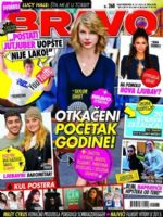 Bravo Magazine [Serbia] (12 January 2015)