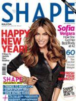 Shape Magazine [Malaysia] (January 2015)