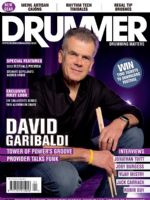 Drummer Magazine [United Kingdom] (May 2013)