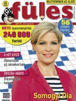 Fules Magazine [Hungary] (9 April 2019)