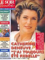 Le Soir Illustre Magazine [Belgium] (August 1996)