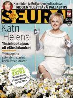 Seura Magazine [Finland] (8 April 2009)