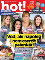 HOT! Magazine [Hungary] (2 August 2018)