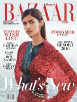 Harper's Bazaar Magazine [India] (January 2016)