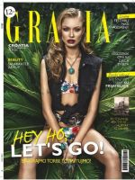 Grazia Magazine [Croatia] (June 2015)