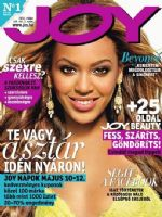 Joy Magazine [Hungary] (May 2013)