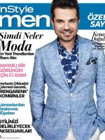 Instyle Man Magazine [Turkey] (June 2012)