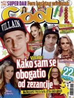 COOL Magazine [Croatia] (23 November 2015)