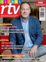 Szines Rtv Magazine [Hungary] (15 July 2019)
