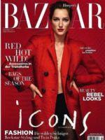 Harper's Bazaar Magazine [Germany] (September 2017)