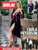 Hola! Magazine [Argentina] (1 May 2018)