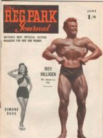 The Reg Park Journal Magazine [United Kingdom] (June 1955)