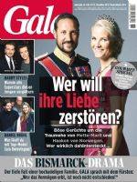 Gala Magazine [Germany] (12 December 2014)