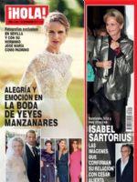 Hola! Magazine [Spain] (22 November 2017)