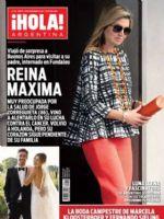 Hola! Magazine [Argentina] (18 November 2014)