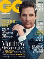GQ Magazine [United Kingdom] (December 2014)