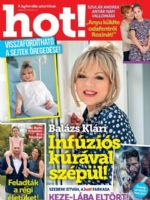 HOT! Magazine [Hungary] (2 May 2019)